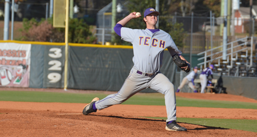 Archer shuts down Gray Team in Purple and Gold Series Game 2