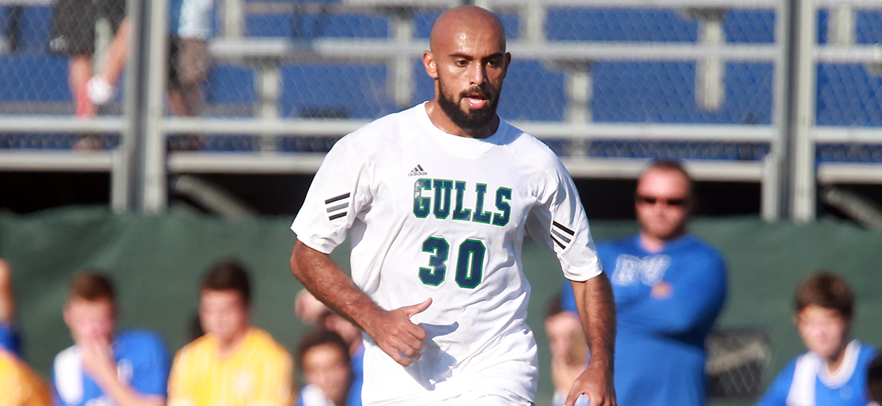 Men's Soccer Suffers First Loss To No. 1 Nationally-Ranked Tufts University, 3-1