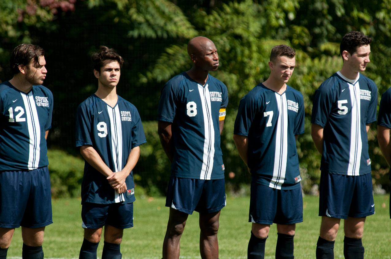 Bittan Records Hat Trick In Men's Soccer Victory