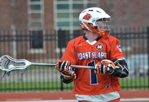 Schmid Scores 100th Goal in Win Over WPI