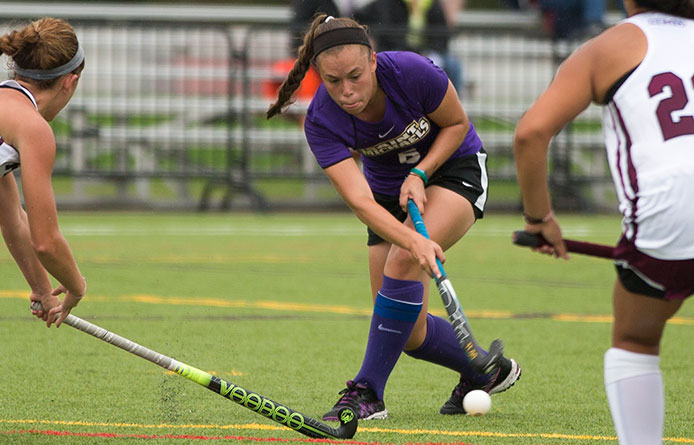 Purple Knights fall to Pace, 4-2, in teams' first meeting