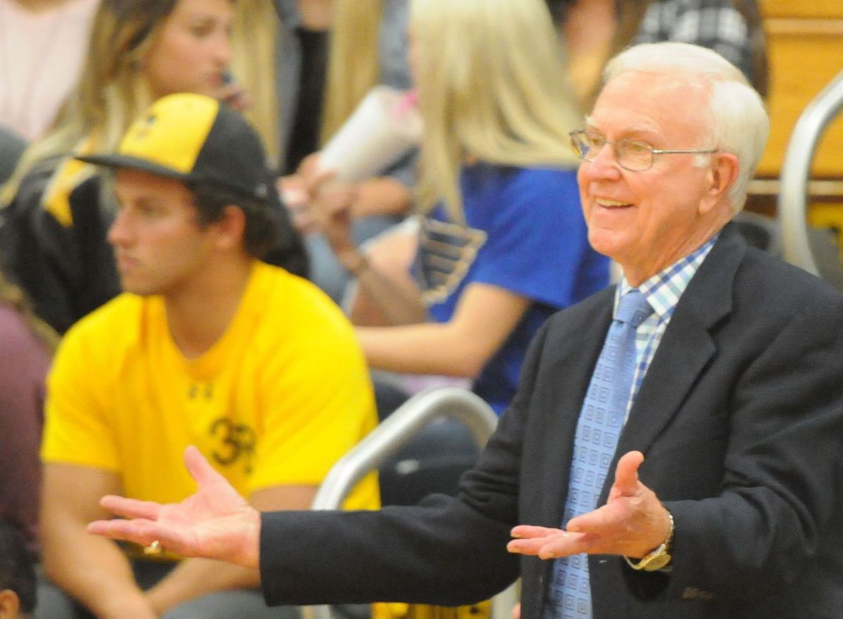 Coaching legend Gene Bess is coming to town