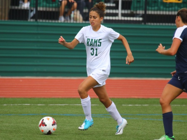 Ozimek Scores Pair as Rams Defeat CMSV in Skyline Opener