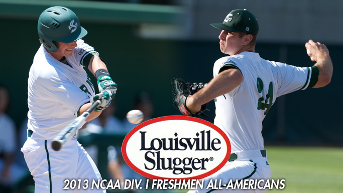McLOUGHLIN, LEWIS NAMED FRESHMEN ALL-AMERICANS
