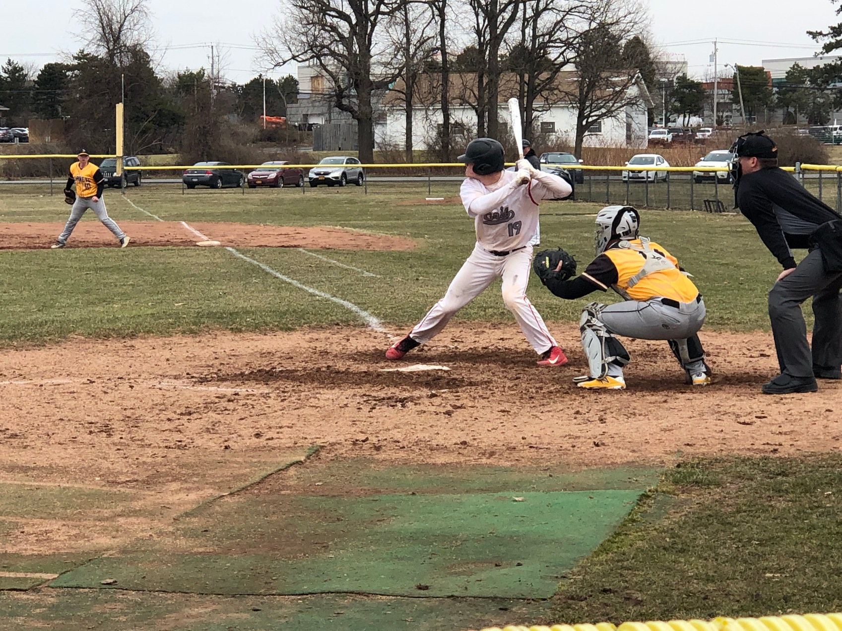 Offense Flourishes As Baseball Sweeps Doubleheader With Broome