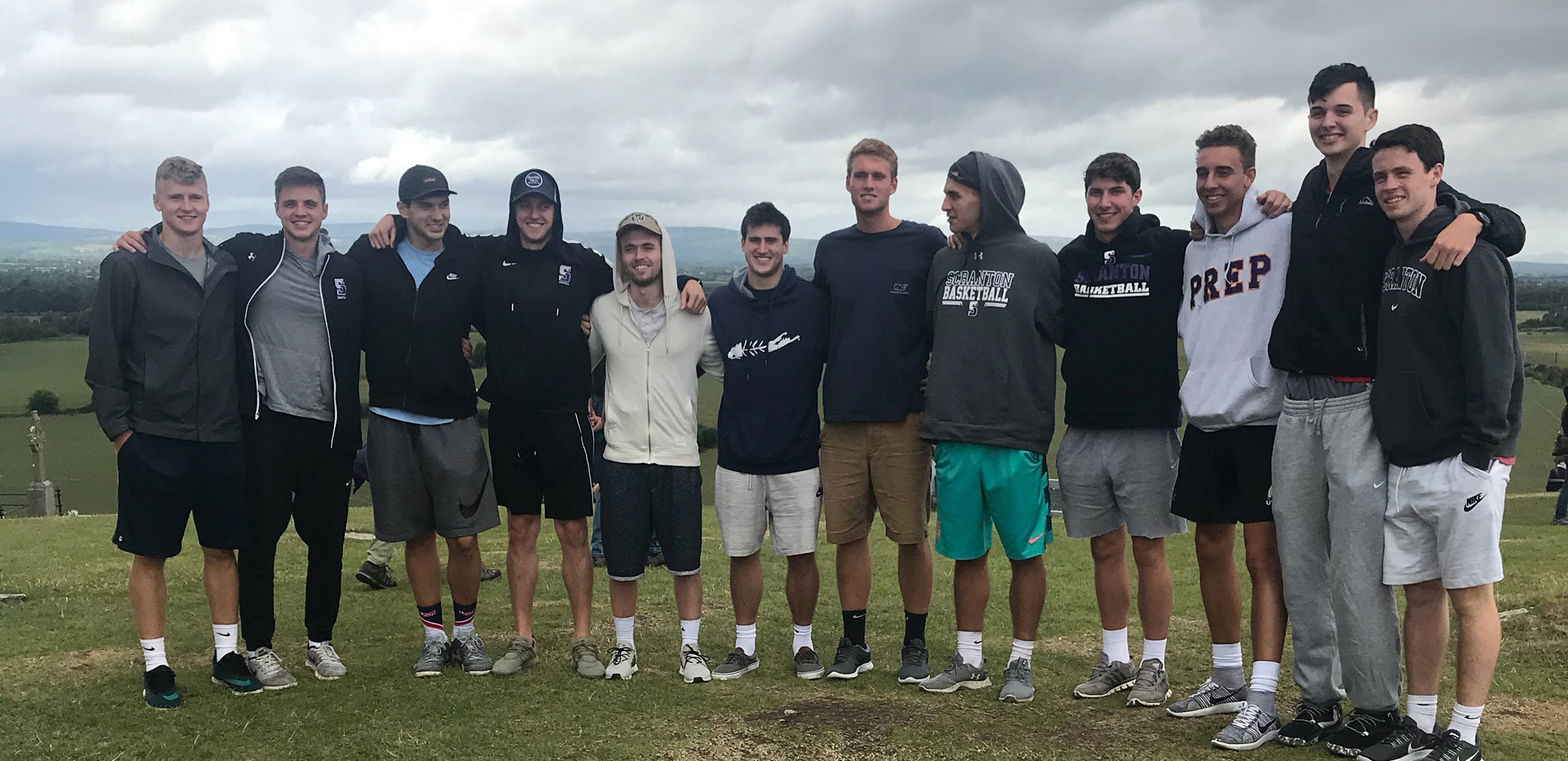 BLOG: Follow Men's Basketball During The Team's Trip To Ireland (Updated Aug. 7)