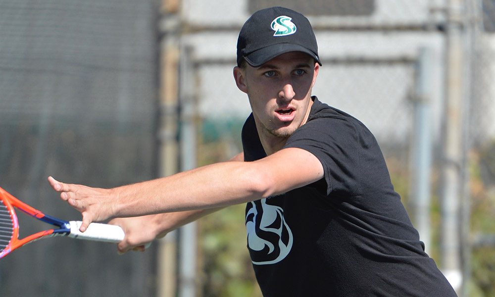 ZEMAITELIS NAMED BIG SKY MEN'S TENNIS PLAYER OF THE WEEK