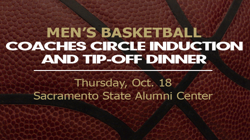 MEN'S BASKETBALL TO INDUCT 10 ALUMS INTO COACHES CIRCLE