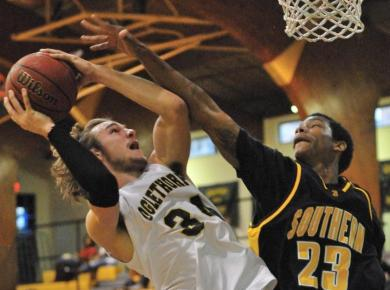 Hot Shooting Panthers Too Much For Petrels