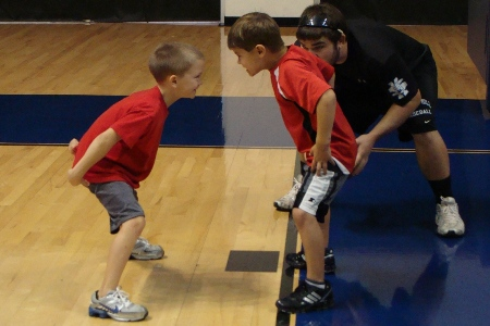 Wednesday's photo gallery from youth basketball camp #2 available