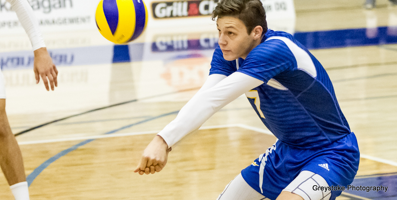 22-match conference schedule announced for UBC Okanagan men's volleyball
