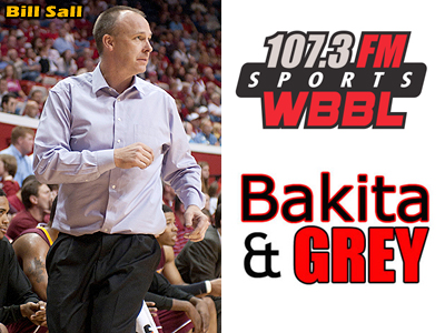 Bill Sall Interview On WBBL's Bakita & Grey