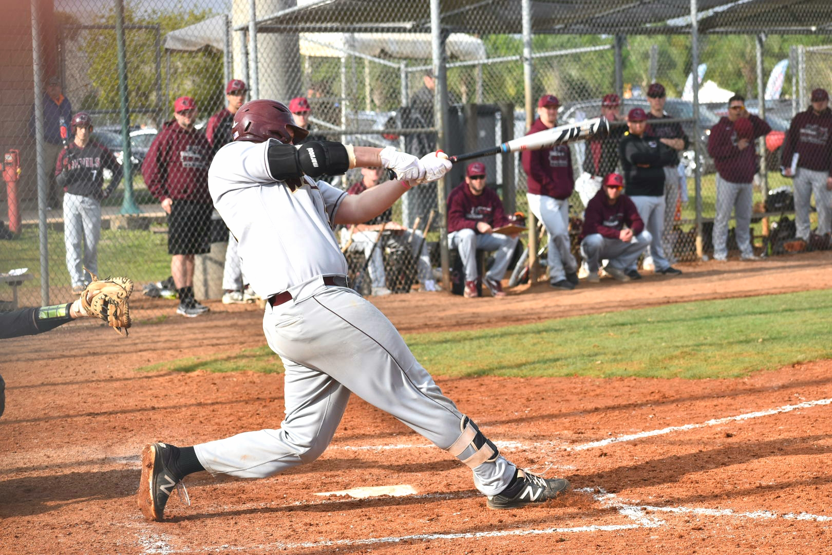 Baseball Splits with Minnesota-Crookston and USciences