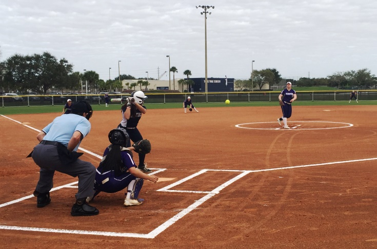 Softball: Rivier Softball opens season with twin-bill in Fort Myers, Fla.