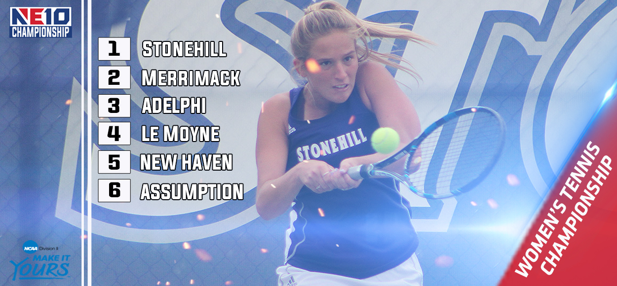 Embrace the Victory: Skyhawks Enter NE10 Women's Tennis Championship as Top Seed