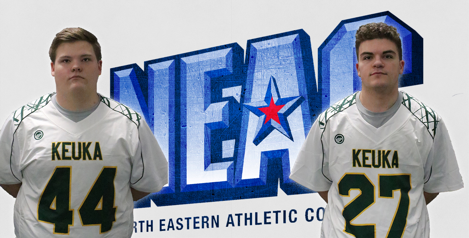 Wolves Sweep NEAC Men's Lacrosse Honors