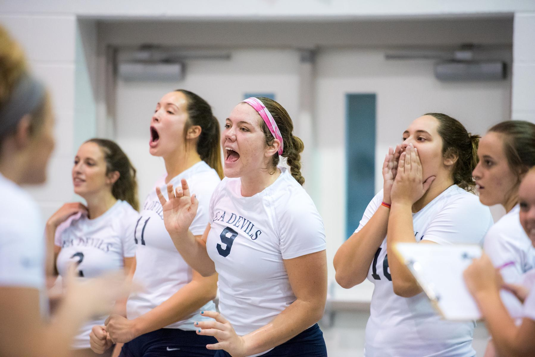 Cape Fear Women's Volleyball Wins 14th Match In a Row