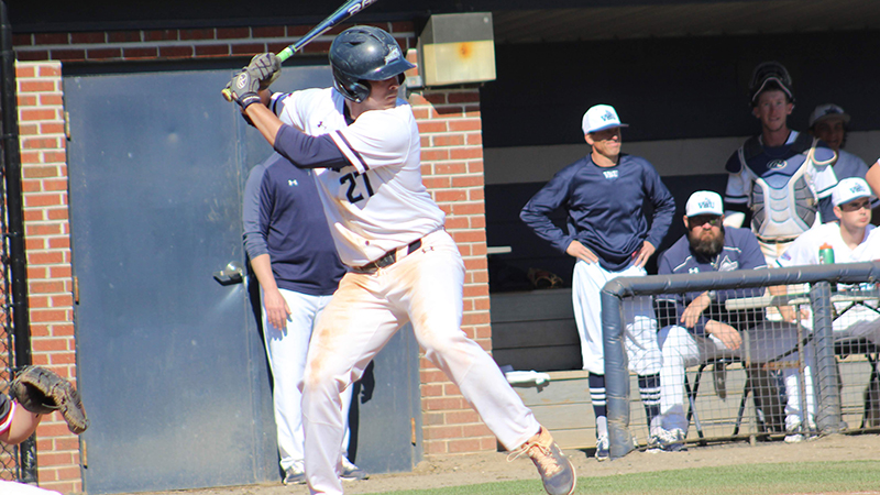 Ninth Inning Comeback Earns Baseball Key ODAC Victory Over Hornets