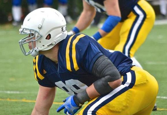 Bears Upset Bid Falls Short; Lose 25-14 at Salve