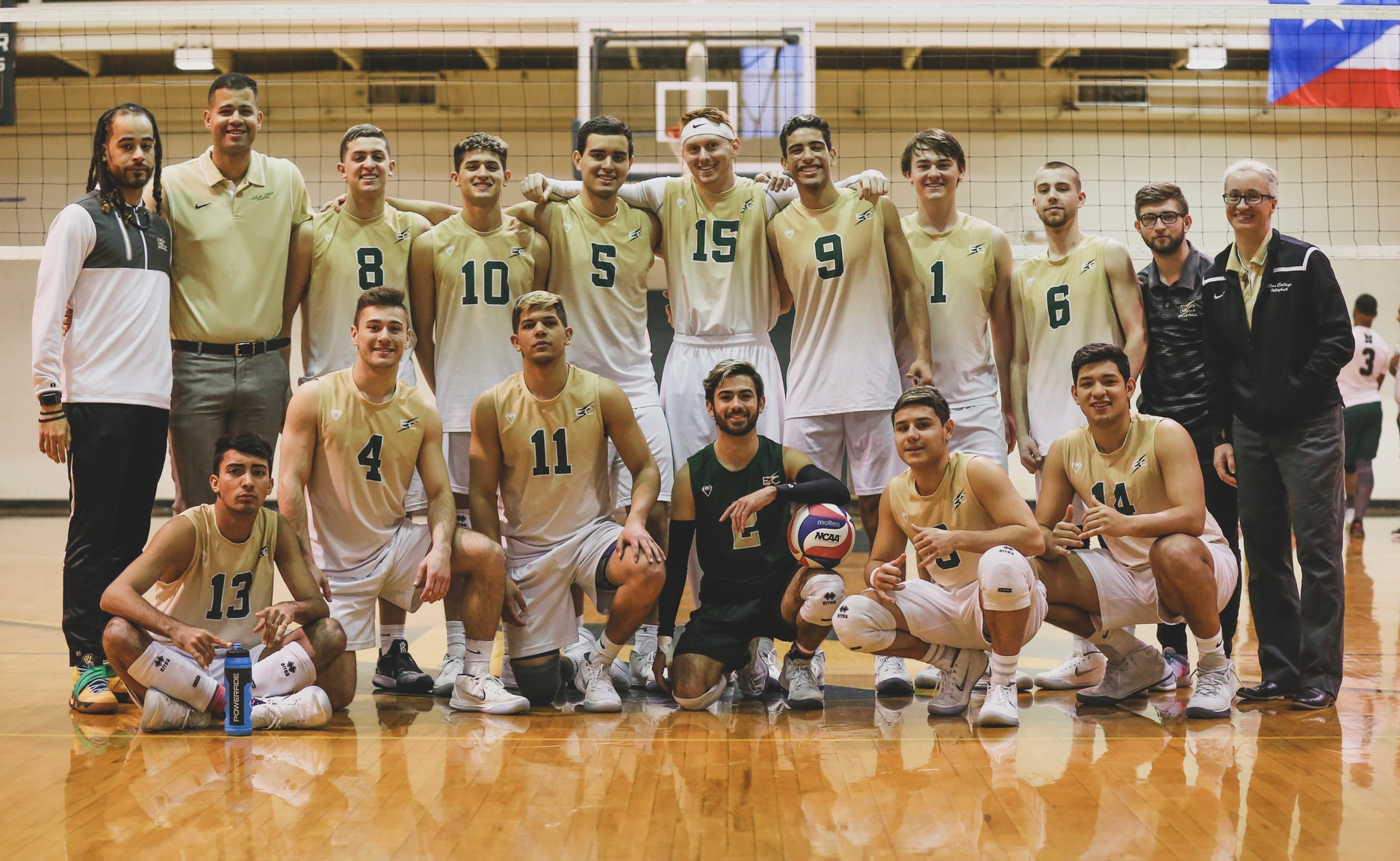 Men's Volleyball Reaches Highest National Ranking In Program History