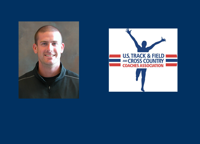 Lemaire Tabbed USTFCCCA New England Women's Indoor Track Coach of the Year