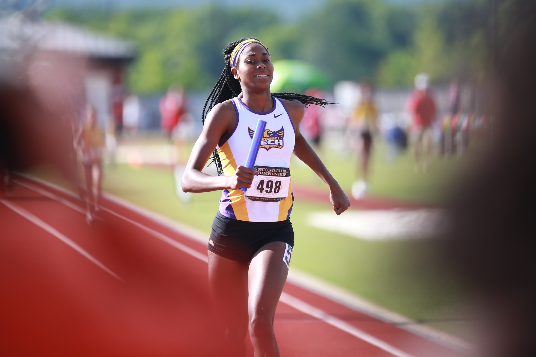 Tech track and field resumes 2019 slate with Kentucky Jim Green Invitational