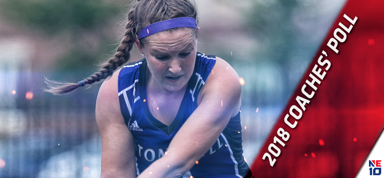 Stonehill Tabbed on Top in NE10 Field Hockey Coaches' Poll