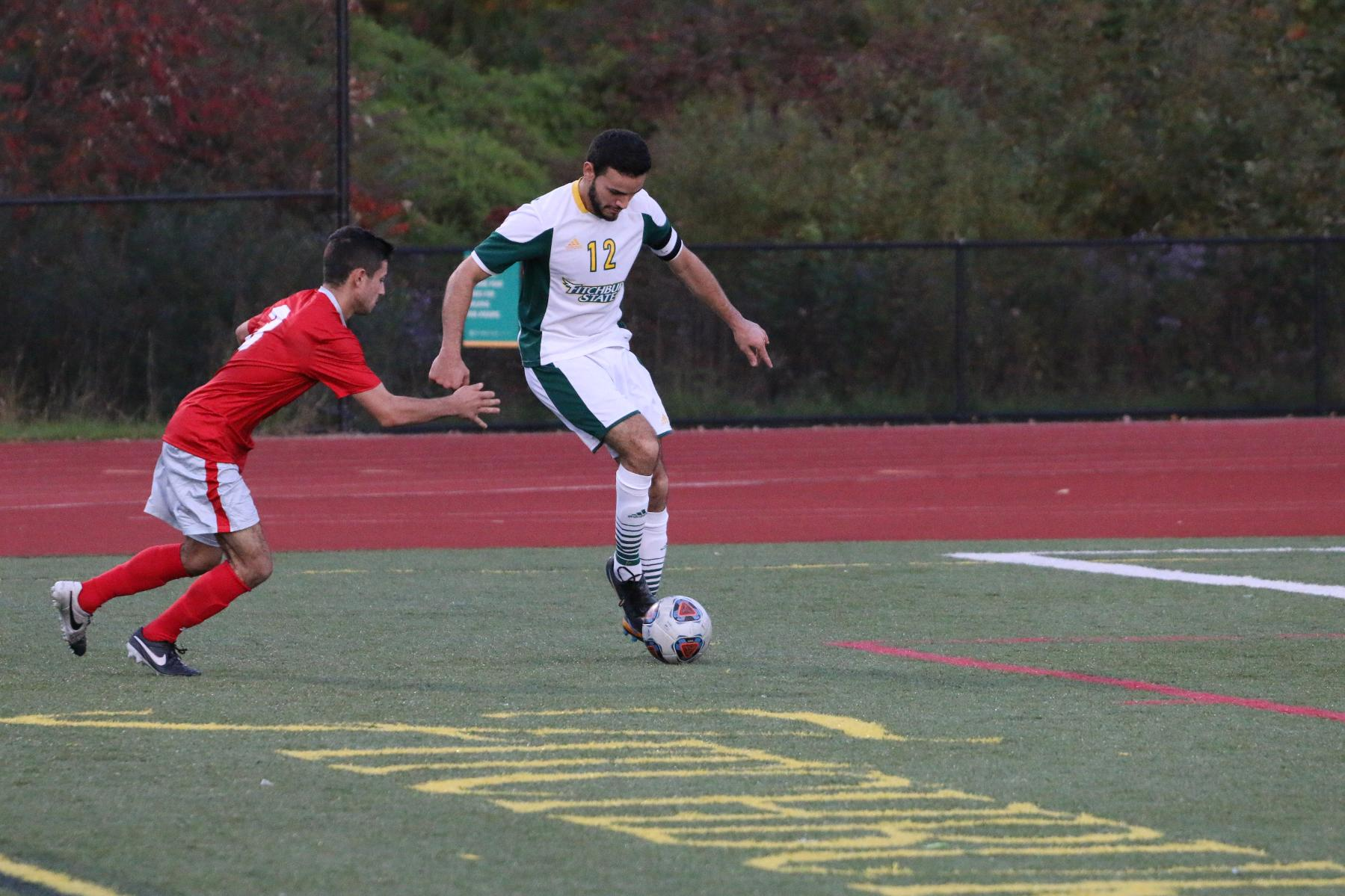 Fitchburg State Edged By Mass. Maritime, 2-1