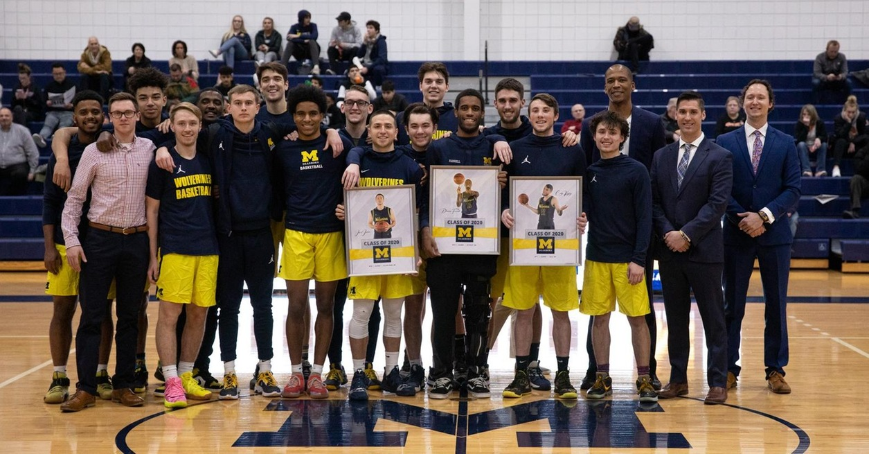 Wolverines fall to Warriors on Senior Night