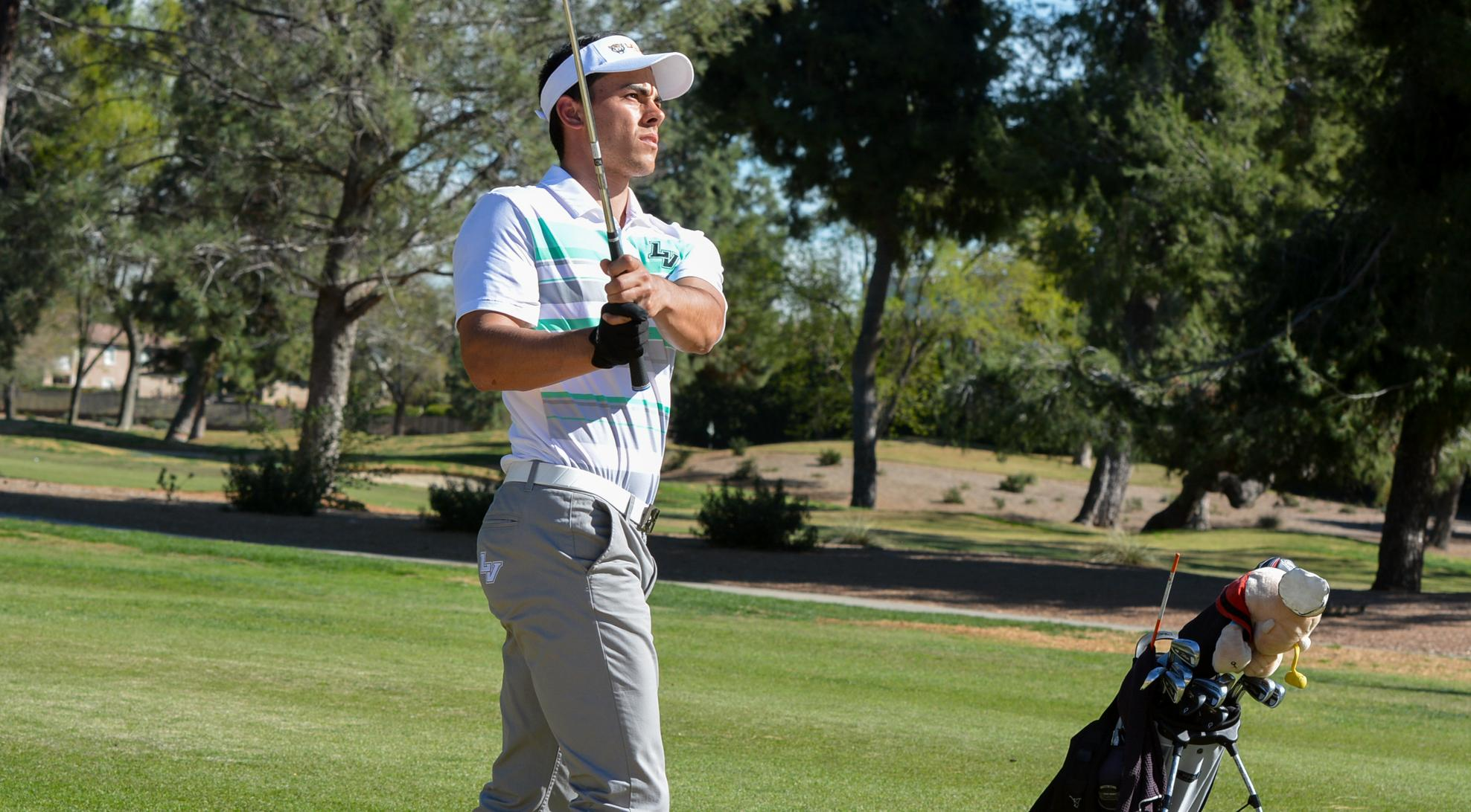 Men's Golf finishes seventh at SCIAC Championship