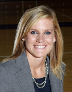 Kristen Dowling Named New Women's Basketball Coach