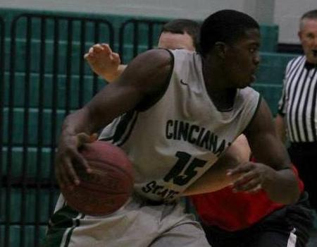 Donald leads Cincinnati State to overtime win over Olive-Harvey