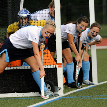 Pascual Pushes Field Hockey Past WNEC, 1-0
