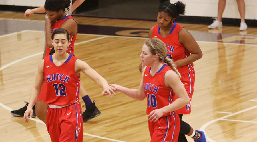 The Blue Dragon Women's Basketball Team is back in action on Wednesday at Cowley in a 5:30 p.m. matchup in Arkansas City. (Joel Powers/Blue Dragon Sports Information)