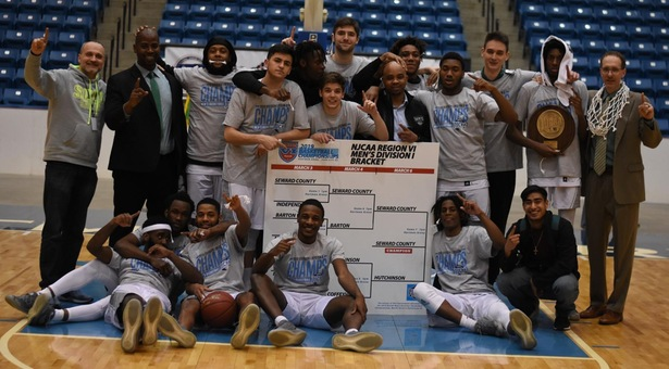 Saints capture Region VI title with win over Blue Dragons