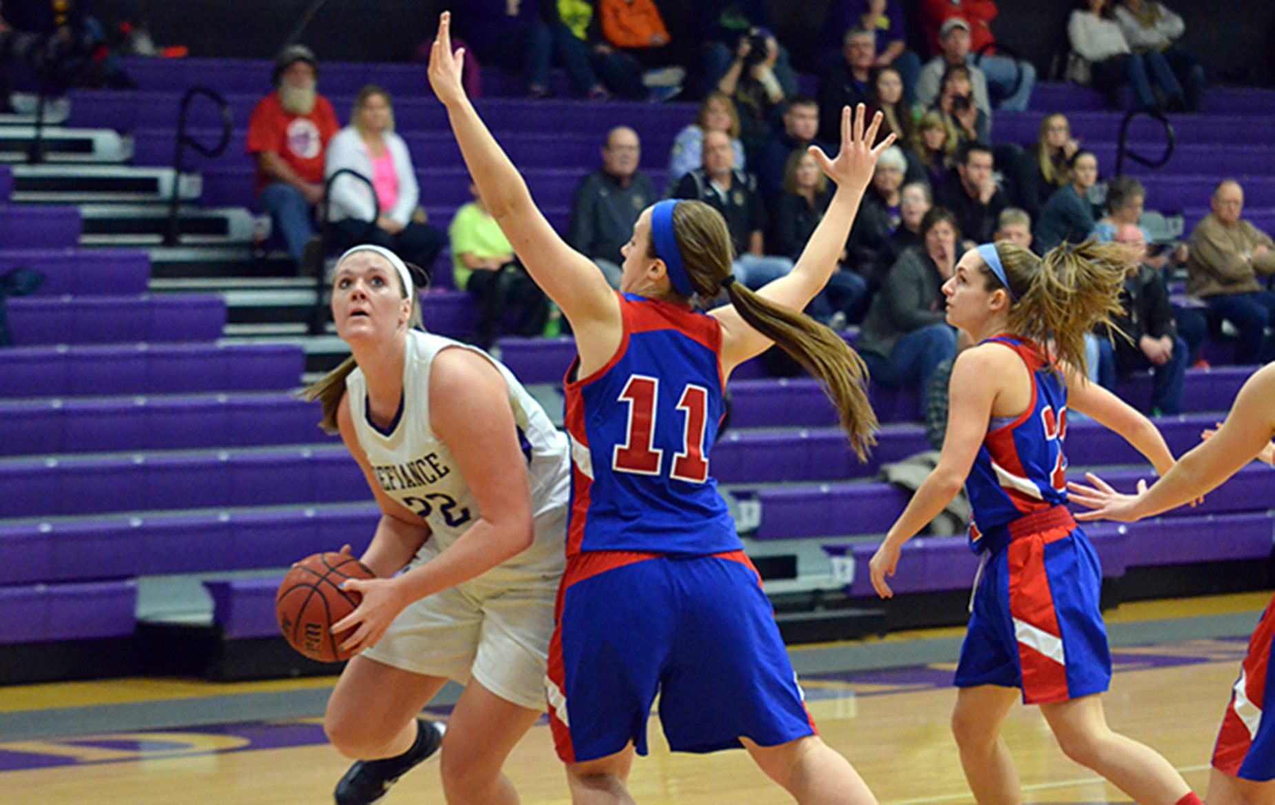 Tietje Scores 24 in Loss to Bluffton
