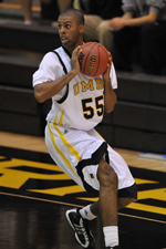 Laurence Jolicoeur's career high of 18 points occurred vs. Rider in 2008.