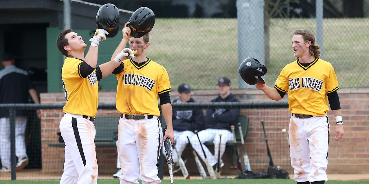SCAC Baseball Recap - Week Three