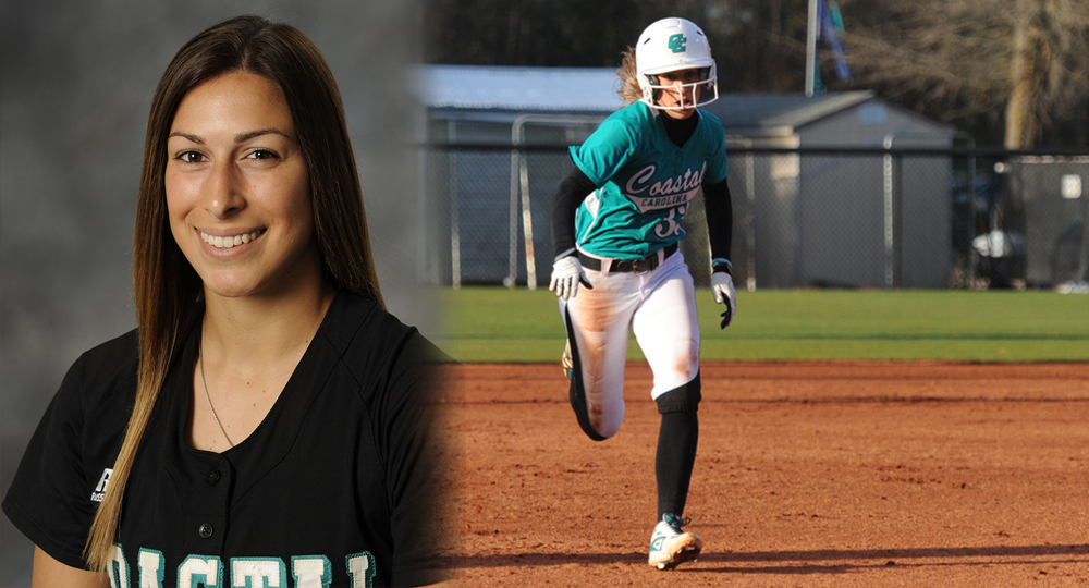 Chiusano joins Bryant softball coaching staff