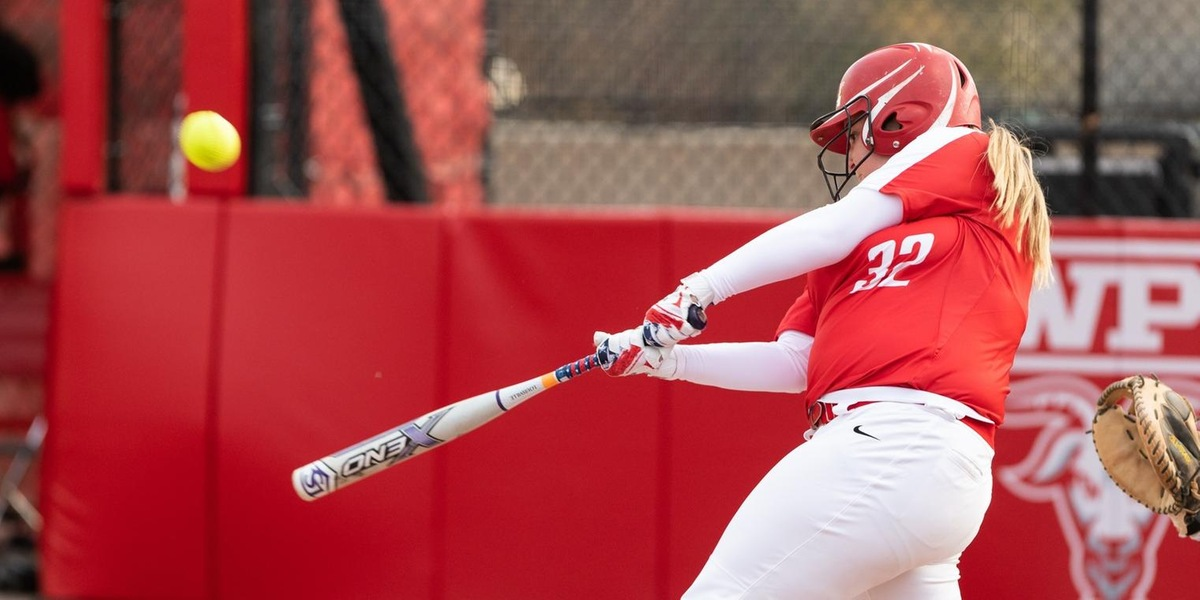 Softball Splits with Lancers in Non-Conference Doubleheader
