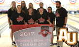 Women's Bowling, Mar 24-26
