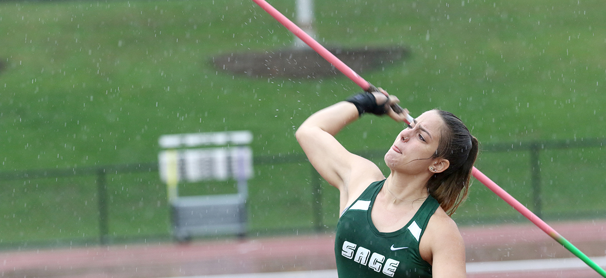 Sage women's track team pens 4 more school record efforts to season feats!
