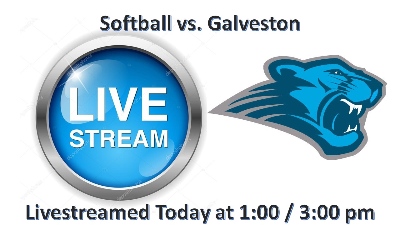 Softball vs. Galveston College - Livestream