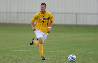 Men's soccer up to No. 18 in NSCAA poll