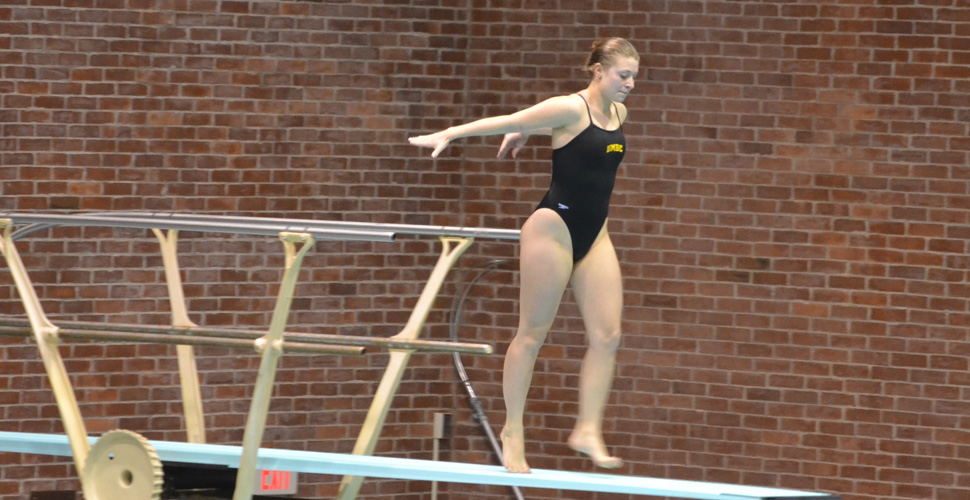 More School Records Fall for UMBC Swimming and Diving on Day Two of America East Championships