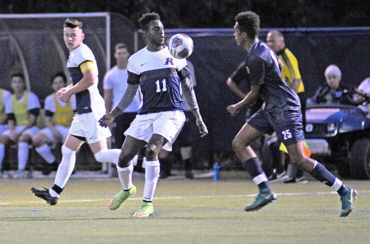 Men's Soccer: Raiders close out home slate with 2-1 loss to Lesley