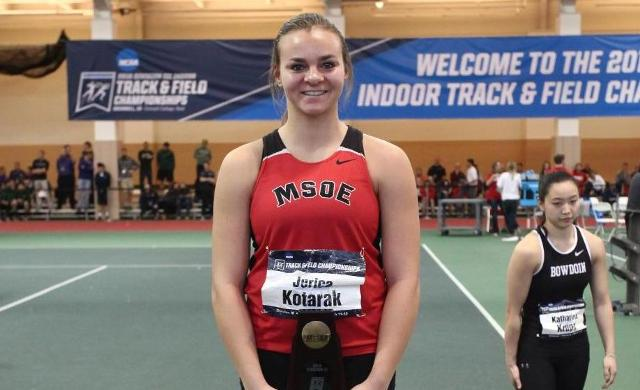 Kotarak Prepared For Another Trip to NCAA Championships