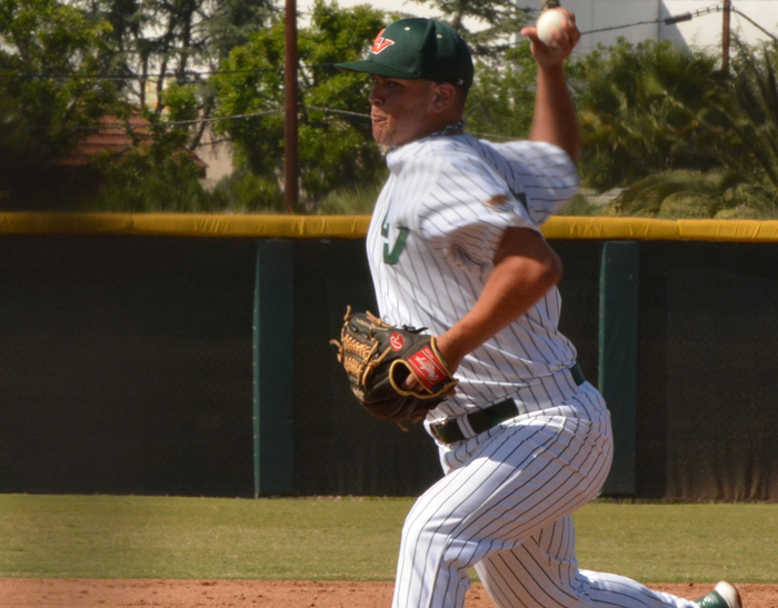 Baseball routs CLU in SCIAC Postseason Tournament
