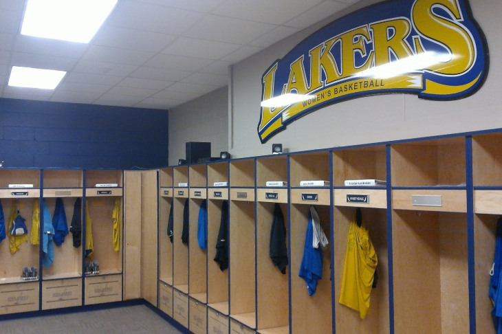 Women's Locker Room