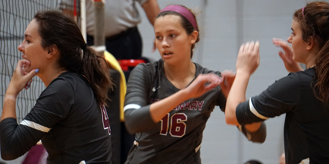 Ladies Volleyball Avenges Earlier Loss, Knocks Off Louisiana College in Straight Sets